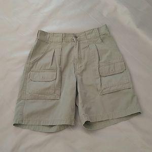 Cabela's 7 pocket hiker shorts